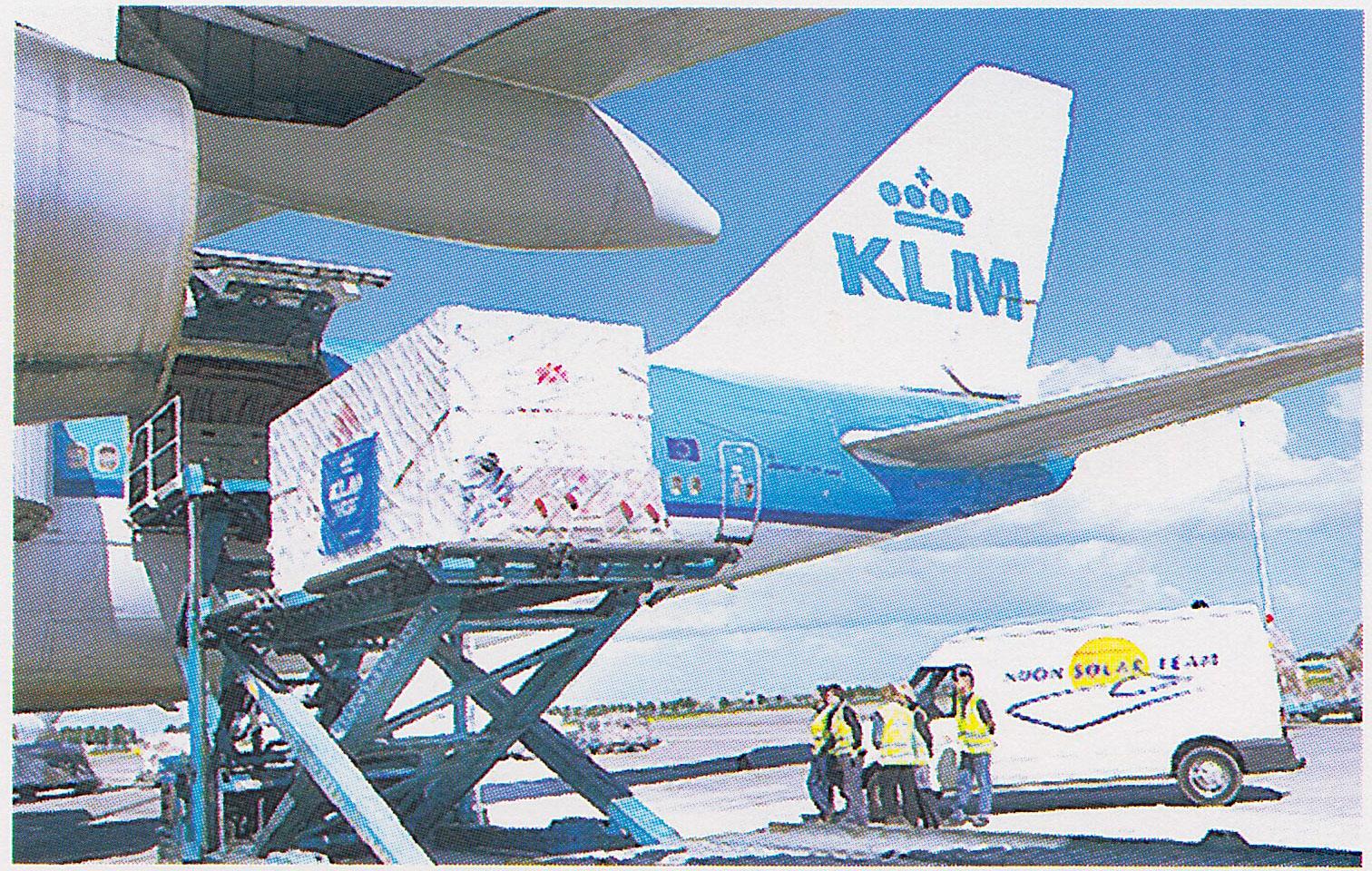 KLM航空便